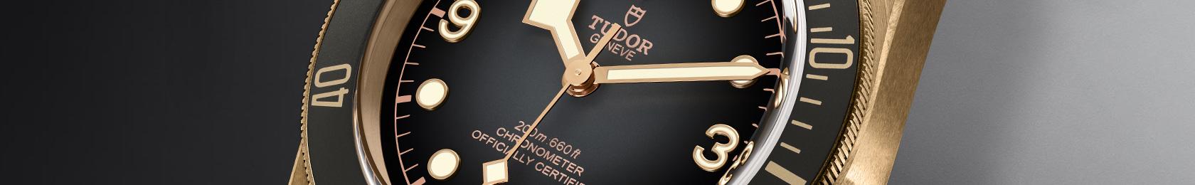 Collezione Tudor Black Bay Bronze ad Salerno